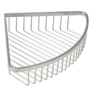 Aguzzo Stainless Steel Corner Basket