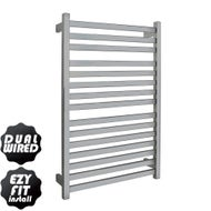 towel dryer rack for modern bathrooms