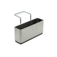 Aguzzo Stainless Steel Sink Organiser Caddy