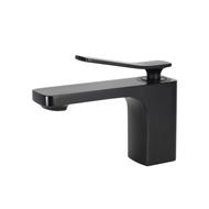 Latest designer bathroom fixtures - black cortina mixer